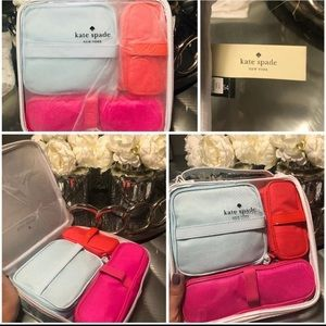 Kate Spade ♠️ cosmetic bags Limited Edition✨